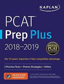 "<font title=""Kaplan Pcat Prep Plus 2018-2019 (Paperback)"">Kaplan Pcat Prep Plus 2018-2019 (Paperba...</font>"