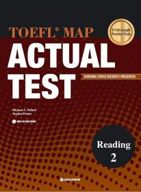 TOEFL MAP ACTUAL TEST Reading 2