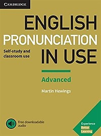 """<font title=""""English Pronunciation in Use Advanced Book with Answers and Downloadable Audio (Package)"""">English Pronunciation in Use Advanced Bo...</font>"""