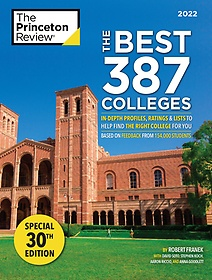 The Best 387 Colleges, 2022 (Paperback)
