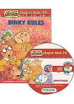 Arthur Chapter Book 24. Binky Rules (Paperback + CD)