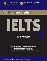 """<font title=""""Cambridge IELTS 6 - Student"""