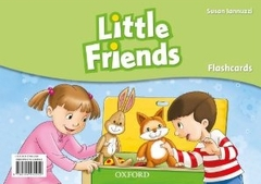 Little Friends: Flashcards (Cards)