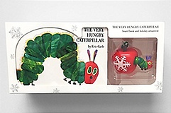 """<font title=""""The Very Hungry Caterpillar [With Ornament] (Board Books)"""">The Very Hungry Caterpillar [With Orname...</font>"""