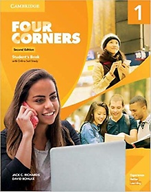 "<font title=""Four Corners Level 1 Student"