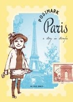 "<font title=""Postmark Paris: A Story in Stamps (Hardcover) "">Postmark Paris: A Story in Stamps (Hardc...</font>"
