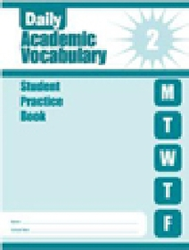"""<font title=""""Daily Academic Vocabulary Grade 2 : Student Book (Paperback)"""">Daily Academic Vocabulary Grade 2 : Stud...</font>"""