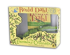 """<font title=""""The Enormous Crocodile (A Book and Toy Gift Set)"""">The Enormous Crocodile (A Book and Toy G...</font>"""