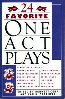 24 Favorite One Act Plays (Paperback)
