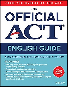 """<font title=""""The Official ACT English Guide (Paperback)"""">The Official ACT English Guide (Paperbac...</font>"""