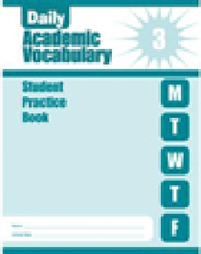 """<font title=""""Daily Academic Vocabulary Grade 3 : Student Book (Paperback)"""">Daily Academic Vocabulary Grade 3 : Stud...</font>"""