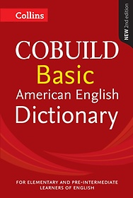 "<font title=""COBUILD Basic American English Dictionary (Paperback / 2nd Ed.)"">COBUILD Basic American English Dictionar...</font>"