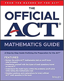 """<font title=""""The Official ACT Mathematics Guide (Paperback)"""">The Official ACT Mathematics Guide (Pape...</font>"""