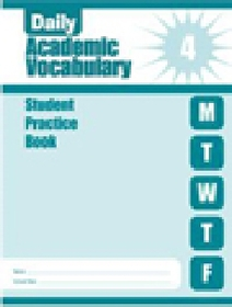 """<font title=""""Daily Academic Vocabulary Grade 4 : Student Book (Paperback)"""">Daily Academic Vocabulary Grade 4 : Stud...</font>"""
