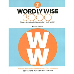 """<font title=""""Wordly Wise 3000 : Book 5 (Paperback/4th Ed.)"""">Wordly Wise 3000 : Book 5 (Paperback/4th...</font>"""