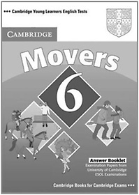 """<font title=""""Cambridge Young Learners English Tests Flyers 6: Answer Booklet (Paperback)"""">Cambridge Young Learners English Tests F...</font>"""