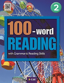 """<font title=""""100-word READING 2 (Workbook + MP3 CD + 단어/듣기 노트)"""">100-word READING 2 (Workbook + MP3 CD + ...</font>"""