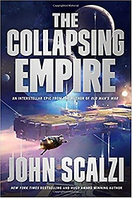 The Collapsing Empire (Hardcover)