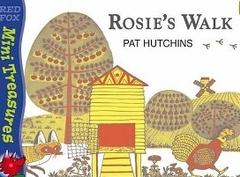 Mini Treasure : Rosie's Walk (Paperback)
