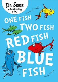 """<font title=""""One Fish, Two Fish, Red Fish, Blue Fish (Paperback)"""">One Fish, Two Fish, Red Fish, Blue Fish ...</font>"""