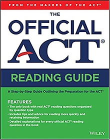 """<font title=""""The Official ACT Reading Guide (Paperback)"""">The Official ACT Reading Guide (Paperbac...</font>"""