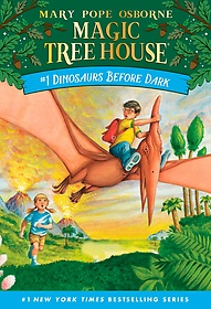 Magic Tree House #01: Dinosaurs Before Dark (Paperback)