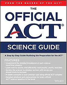 """<font title=""""The Official ACT Science Guide (Paperback)"""">The Official ACT Science Guide (Paperbac...</font>"""