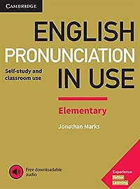 """<font title=""""English Pronunciation in Use Elementary Book with Answers and Downloadable Audio (Package) """">English Pronunciation in Use Elementary ...</font>"""