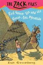 Evil Queen Tut and the Great Ant Pyramids - Zack Files 16 (Paperback)