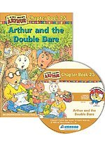 Arthur Chapter Book 25. Arthur and the Double Dare (Paperback + CD)