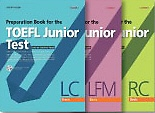 "<font title=""Preparation Book for the TOEFL Junior Test Basic RC+LC+LFM 세트"">Preparation Book for the TOEFL Junior Te...</font>"