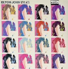 Elton John - Leather Jackets (LP)