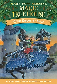 Magic Tree House #02 : The Knight at Dawn (Paperback)