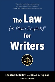 "<font title=""The Law in Plain English for Writers (Paperback / 5th Ed.)"">The Law in Plain English for Writers (Pa...</font>"