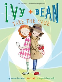 "<font title=""Ivy and Bean #10: Take the Case (Paperback/ Reprint Edition)"">Ivy and Bean #10: Take the Case (Paperba...</font>"
