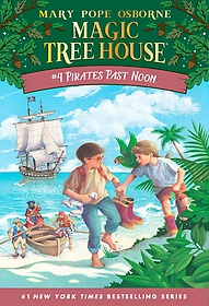 Magic Tree House #04 : Pirates Past Noon (Paperback)