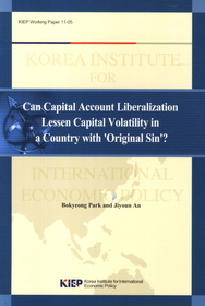 """<font title=""""Can Capital Account Liberalization Lessen Capital Volatility in a Country with"""