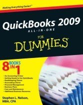 "<font title=""QuickBooks 2009 All-In-One for Dummies (Paperback) "">QuickBooks 2009 All-In-One for Dummies (...</font>"