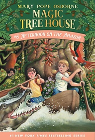 Magic Tree House #06: Afternoon On The Amazon (Paperback)