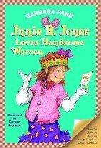 """<font title=""""Junie B. Jones Loves Handsome Warren (Prebind / Reprint Edition)"""">Junie B. Jones Loves Handsome Warren (Pr...</font>"""