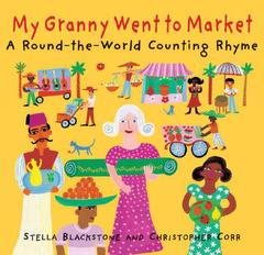 My Granny Went to Market (Hardcover)