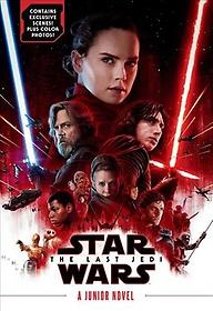 """<font title=""""Star Wars - the Last Jedi Junior Novel (Paperback)"""">Star Wars - the Last Jedi Junior Novel (...</font>"""