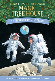 Magic Tree House #08 : Midnight On The Moon (Paperback)