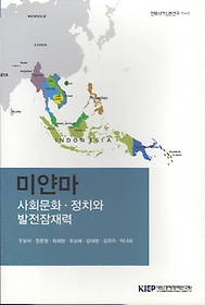 미얀마 사회문화 정치와 발전잠재력