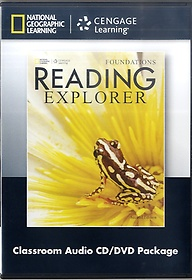 "<font title=""Reading Explorer Foundation: Classroom Audio CD/DVD (CD/DVD/ 2nd Ed.)"">Reading Explorer Foundation: Classroom A...</font>"