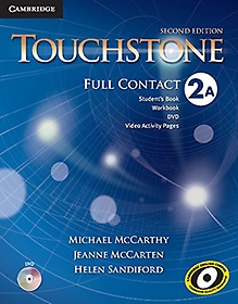"""<font title=""""Touchstone Level 2 Full Contact a (Paperback / 2nd Ed.)"""">Touchstone Level 2 Full Contact a (Paper...</font>"""