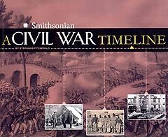 A Civil War Timeline (Paperback)