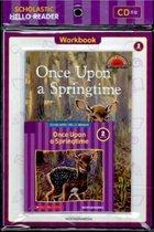 "<font title=""Once Upon a Springtime - Scholastic Hello Reader Level 2-20 (Paperback + CD + Workbook)"">Once Upon a Springtime - Scholastic Hell...</font>"