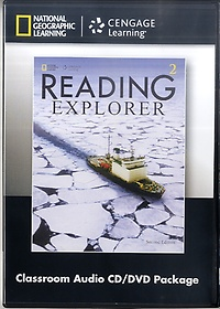 "<font title=""Reading Explorer 2: Classroom Audio CD/DVD (CD/DVD/ 2nd Ed.)"">Reading Explorer 2: Classroom Audio CD/D...</font>"