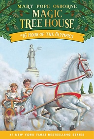 Magic Tree House #16 : Hour Of The Olympics (Paperback)